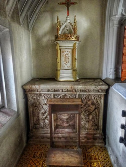 24. Blessed Sacrament Chapel