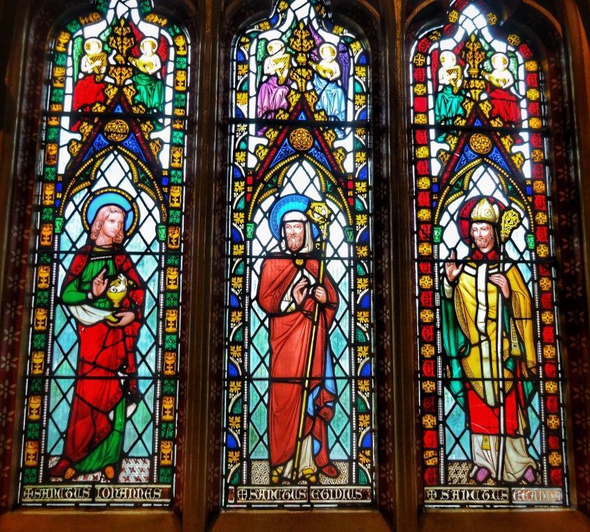 20. St John, St Giles & St Chad