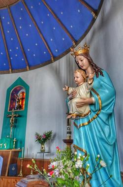 5. St Michael, Eriskay