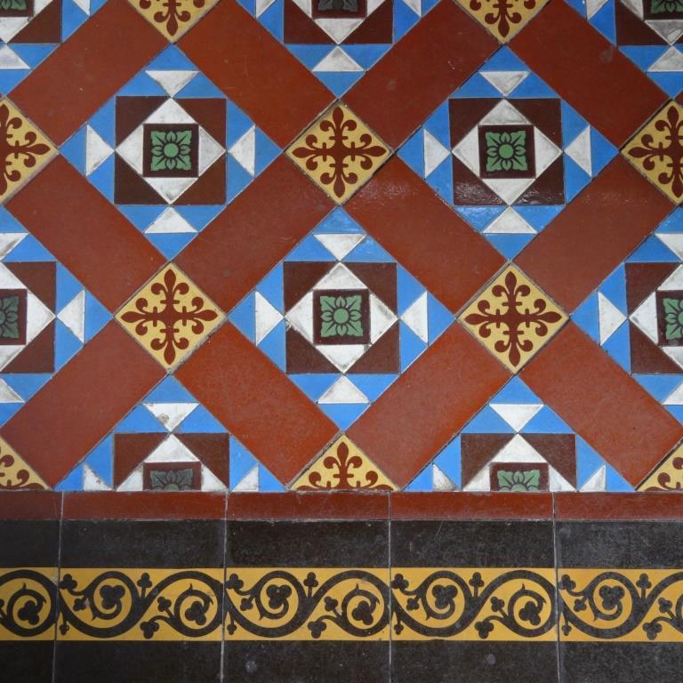 6. Tile detail