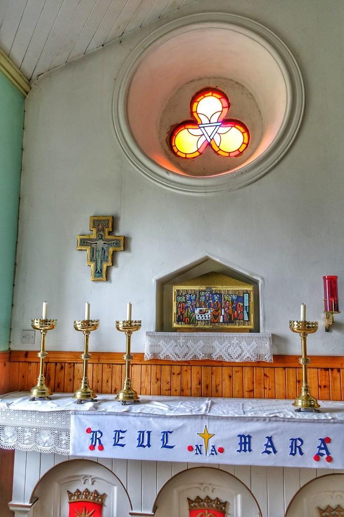 2. Our Lady, Castlebay