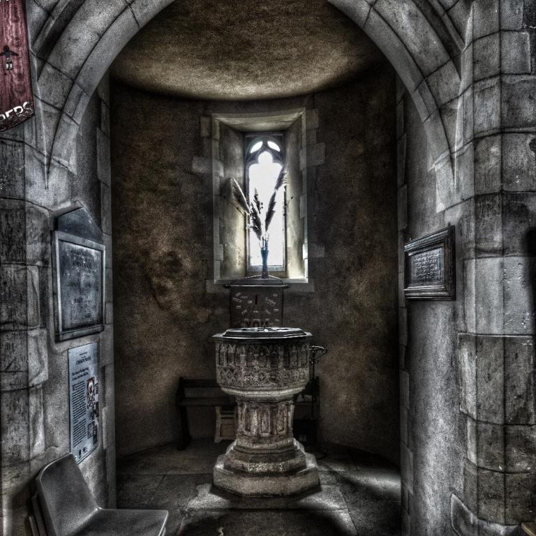8. Baptistery