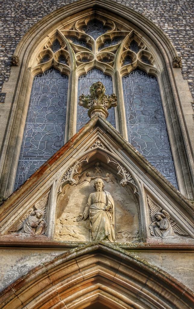 1.St Andrew, Framingham Pigot