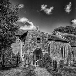 1. St Mary, Little Fransham