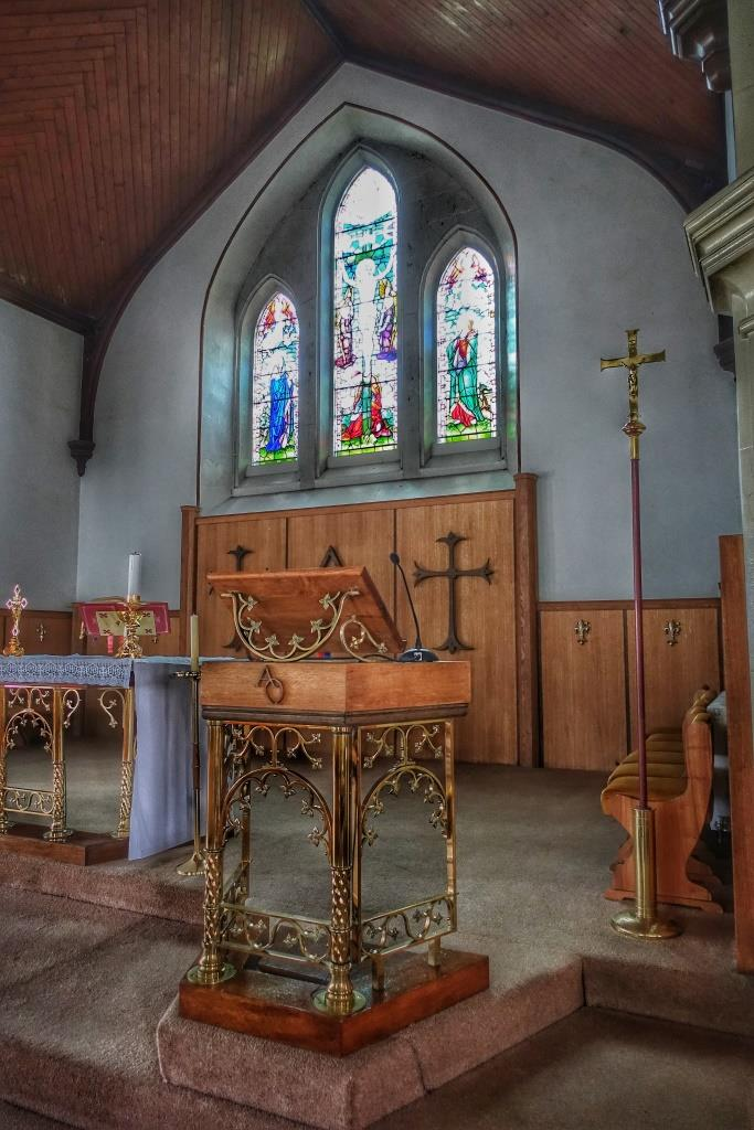 11. Our Lady, Castlebay