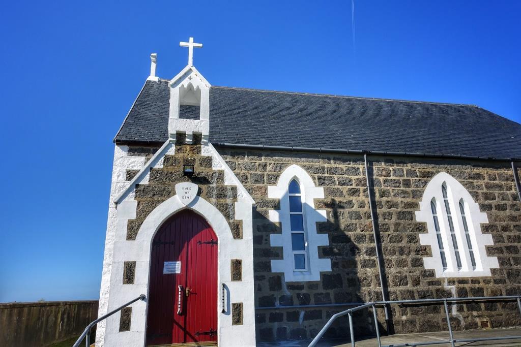 1. St Michael, Eriskay
