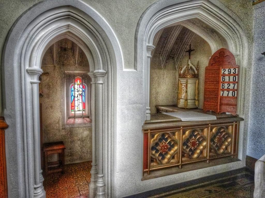 25. Blessed Sacrament Chapel