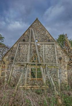 7. St Wandregesilius, Bixley
