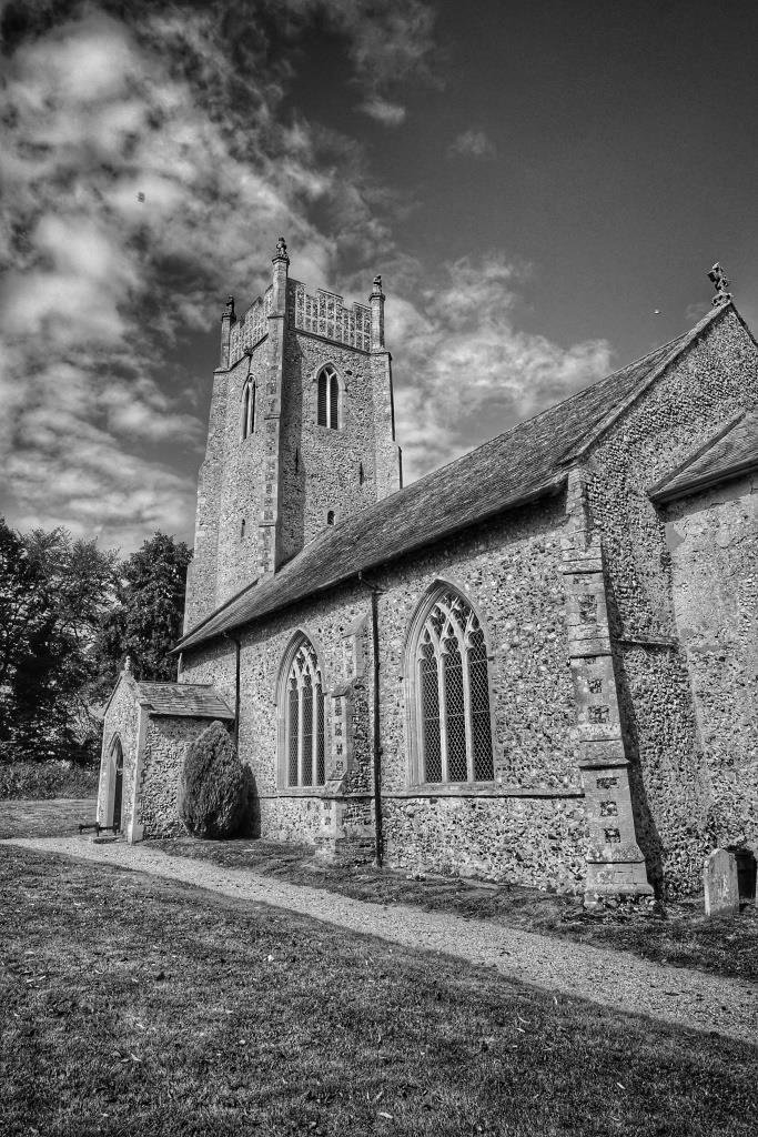 1. St Andrew, Honingham