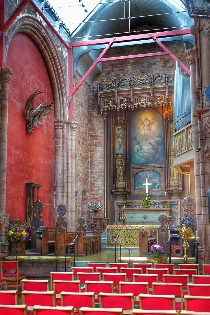 24. St John's Cathedral, Oban
