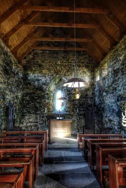 4. St Moluag, Lewis