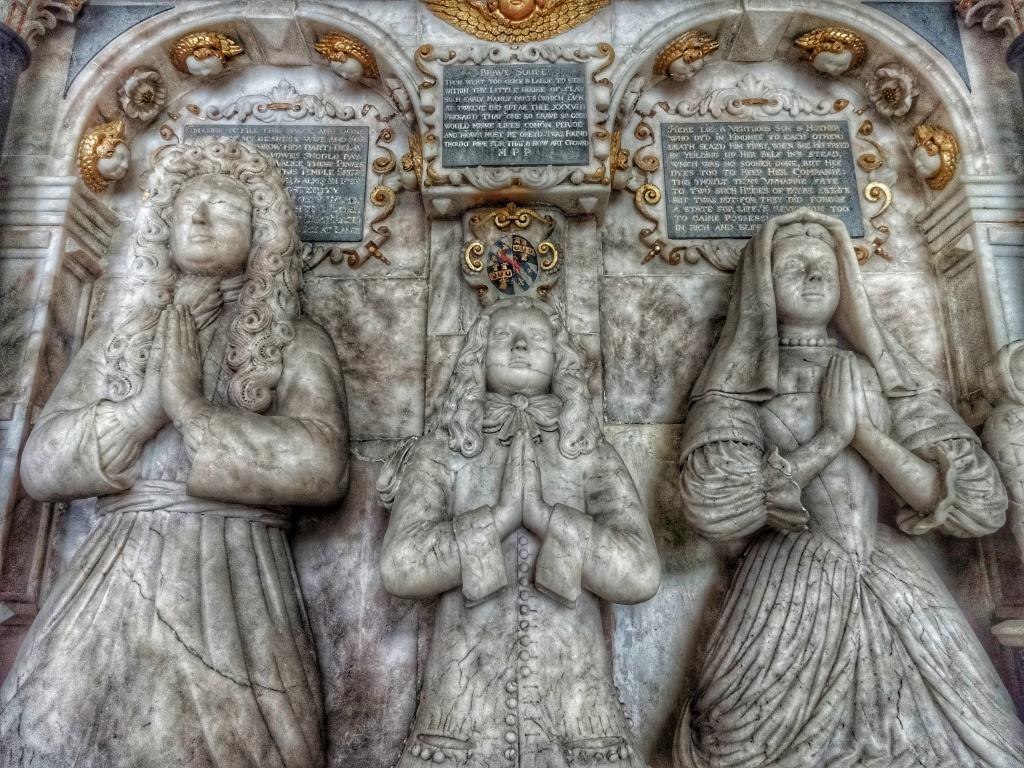 15. Marsham family memorial