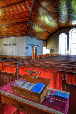 7. Kilmur Church, North Uist