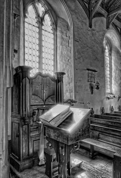 19. St Mary, Little Fransham