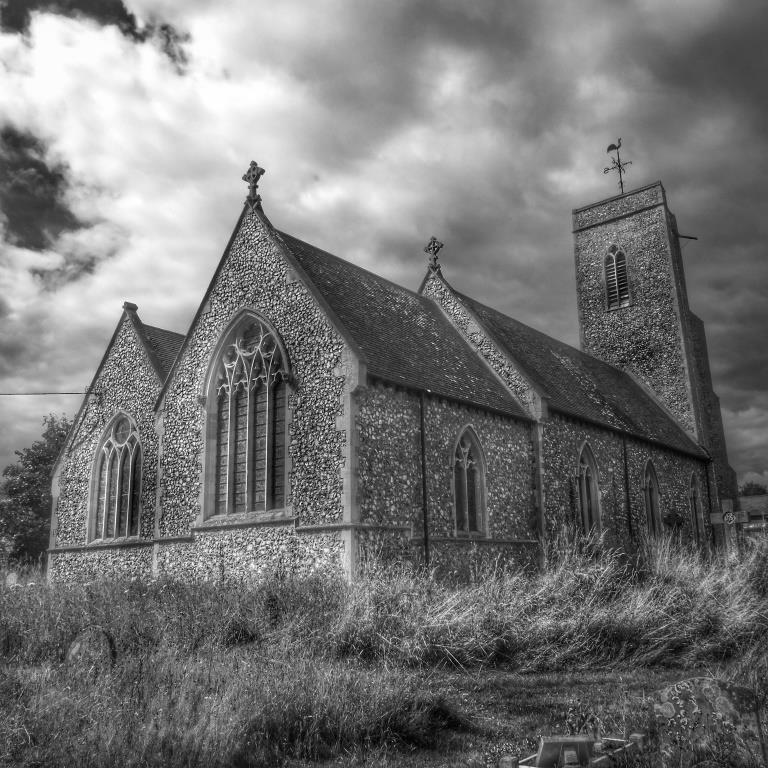 1. All Saints, Horstead