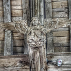 3. Roof angel detail