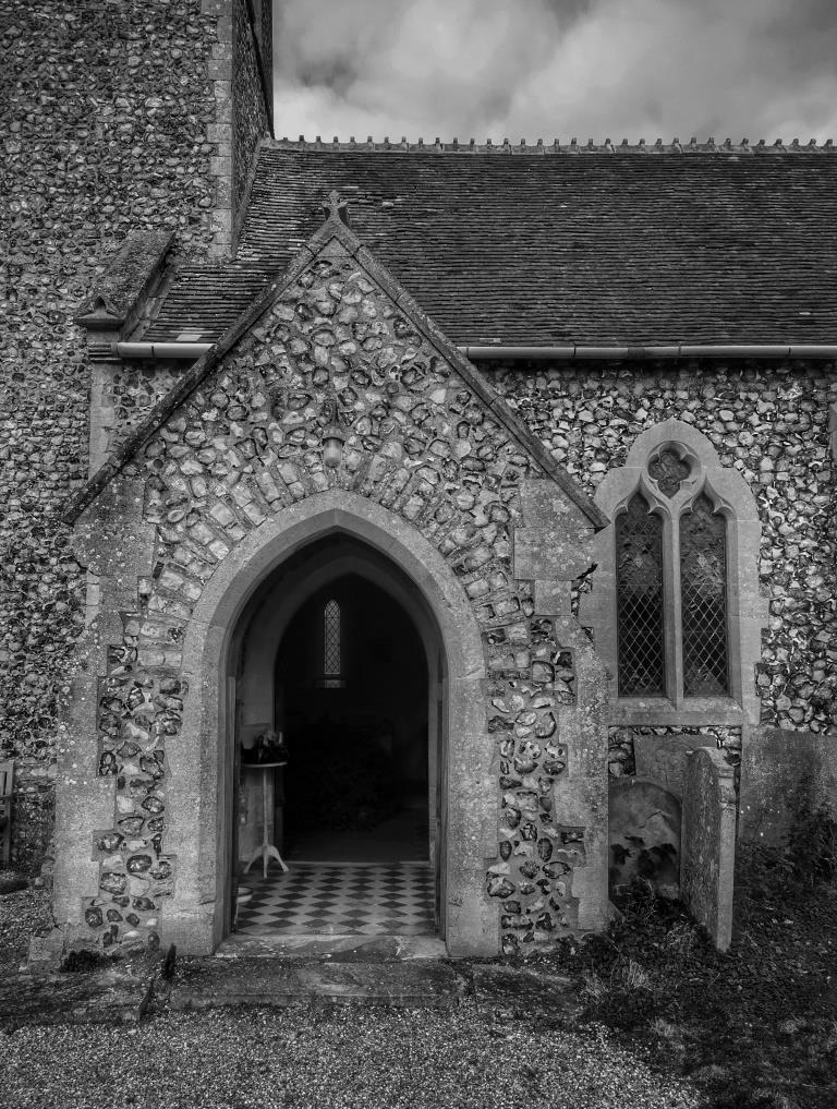 22. St Mary, Arminghall