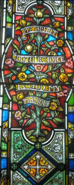 10. Lady Chapel window detail