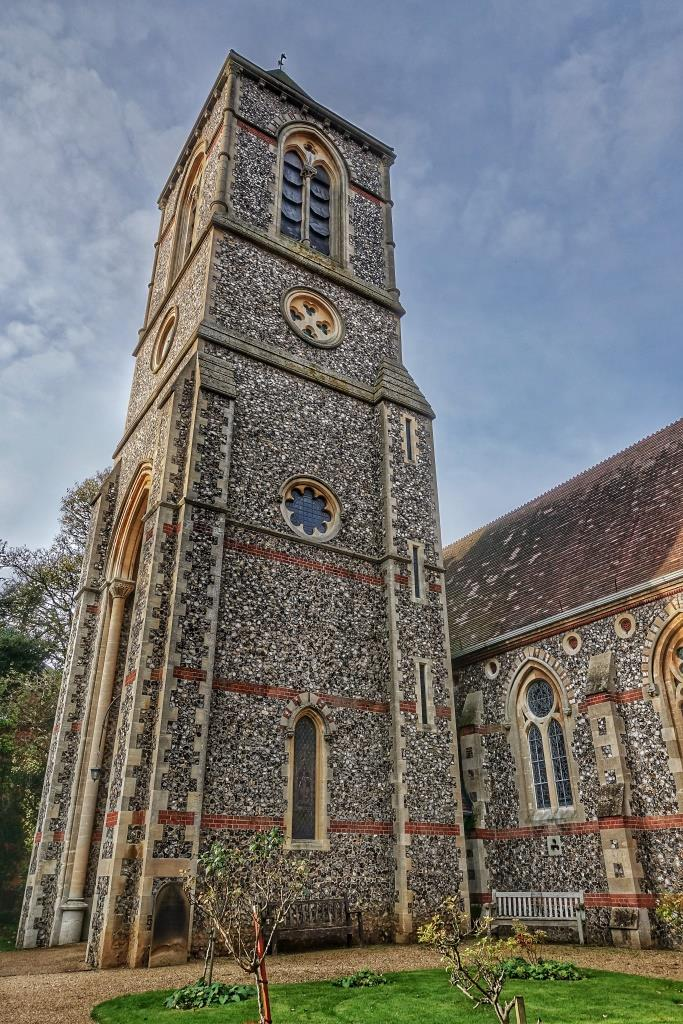 3. Thorpe St Andrew Parish Church