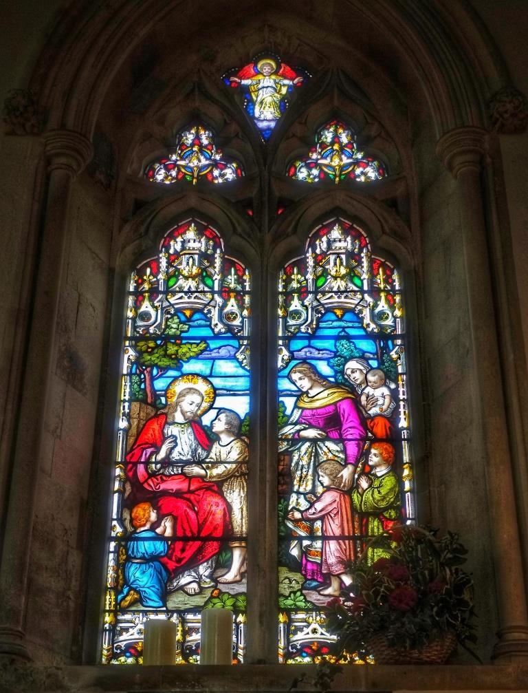 11. Window by Hardman & Co