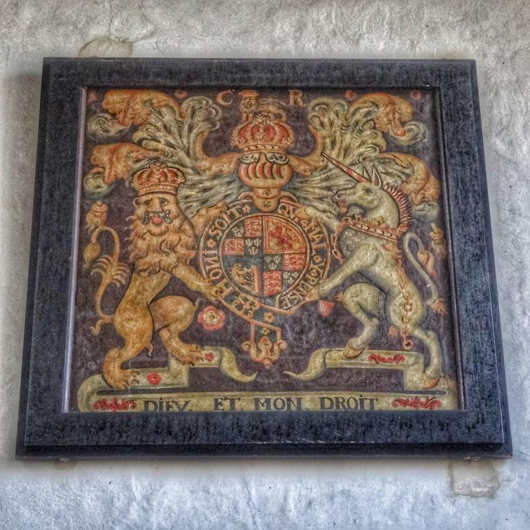 11. Harling family hatchment
