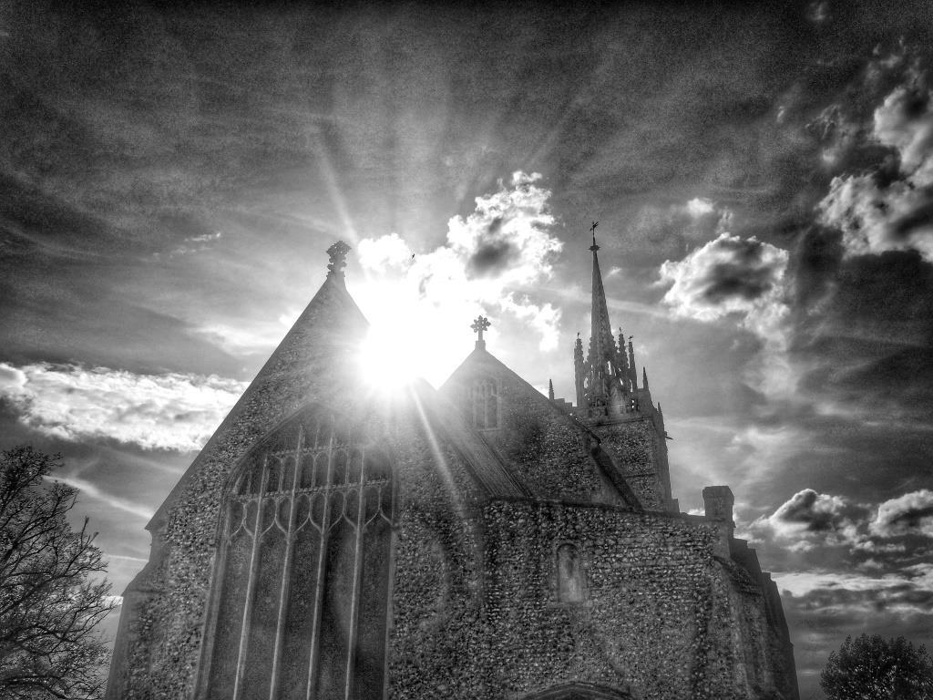 2. St Peter & St Paul, East Harling