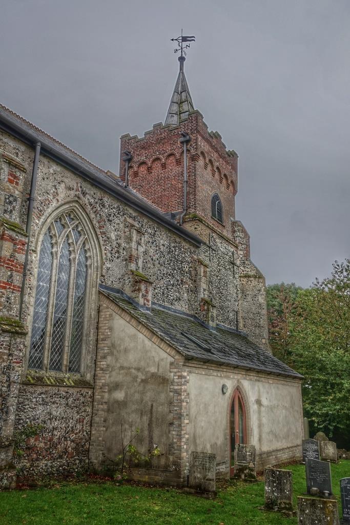2. St Edmund, Costessey