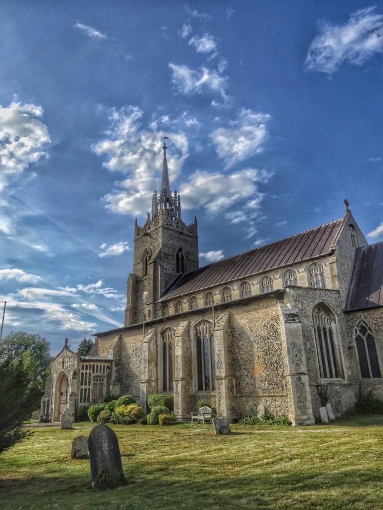 1. St Peter & St Paul, East Harling