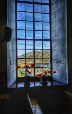 8. Church of Scotland, Isle of Barra
