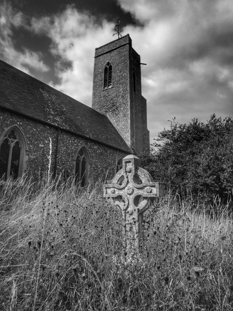 3. All Saints, Horstead