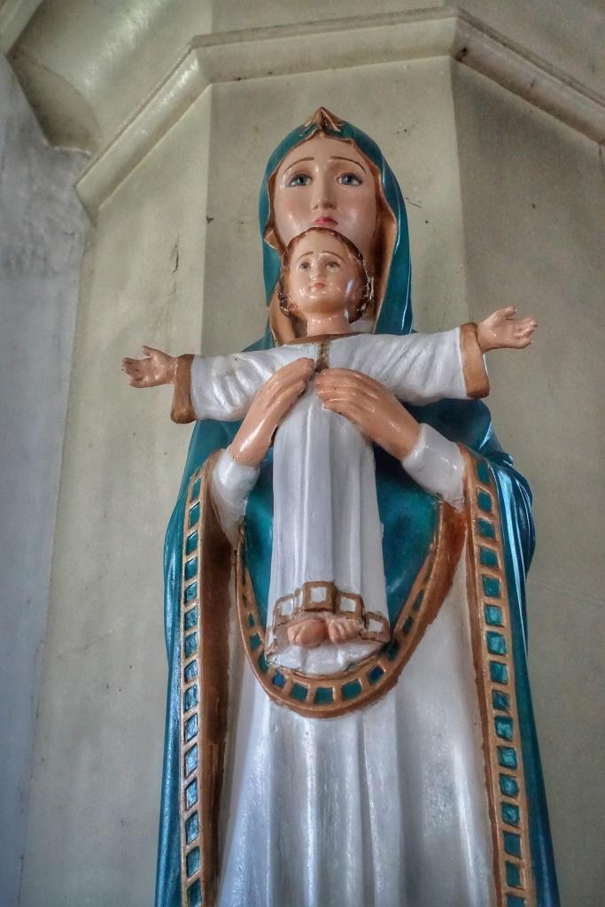 4. Our Lady, Castlebay