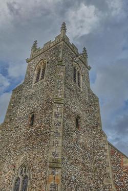 10. St Peter, Crostwick