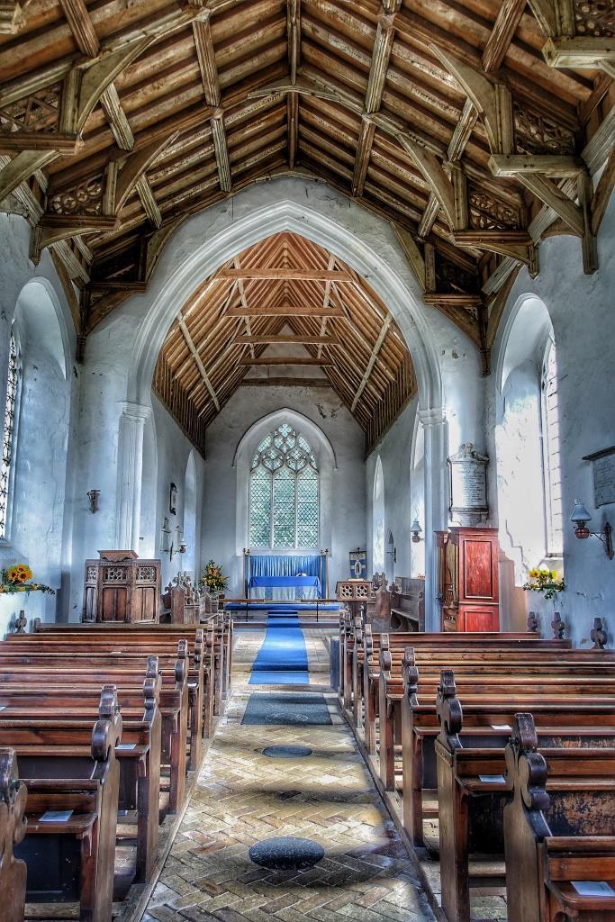 2. St Mary, Little Fransham