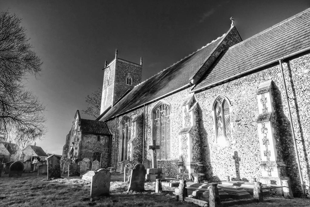 2. St Margaret's, Lyng
