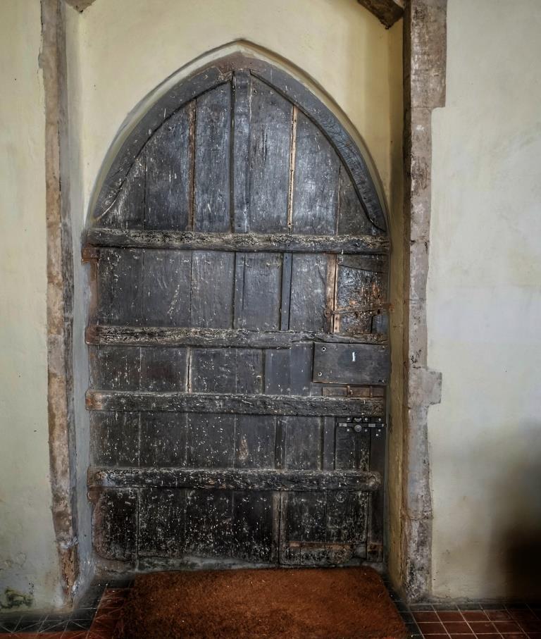 8. All Saints, Great Fransham