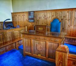 4. Church of Scotland, Isle of Barra