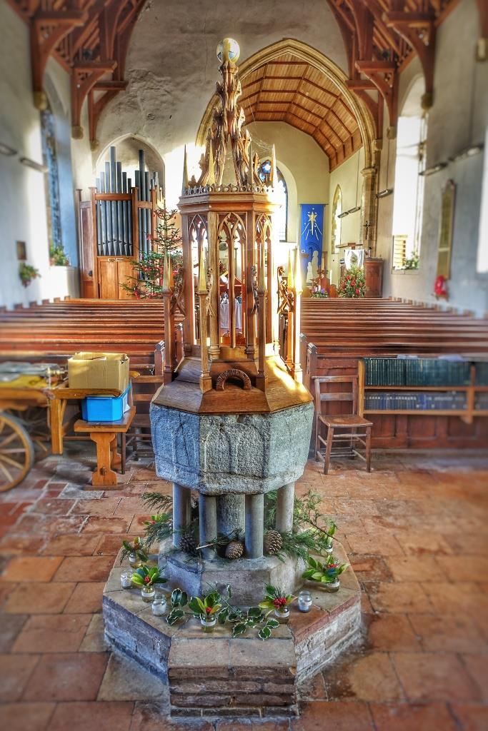 7. St Margaret's, Lyng