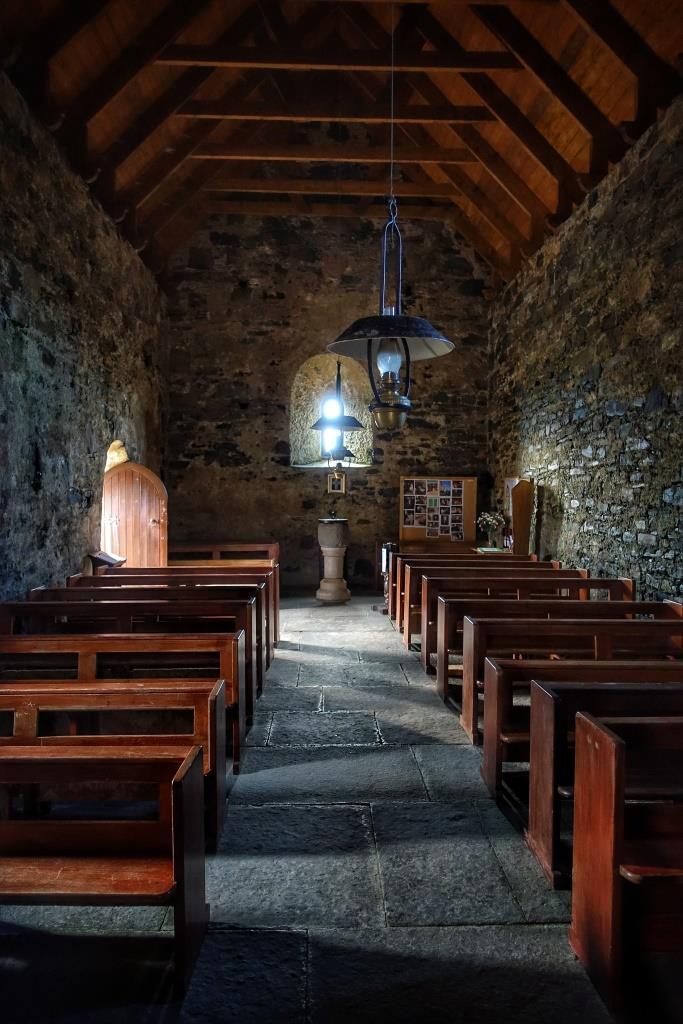 6. St Moluag, Lewis