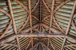 13. Roof detail