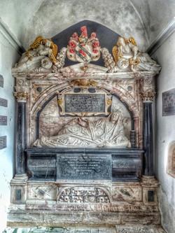 6. Thomas Marsham's memorial