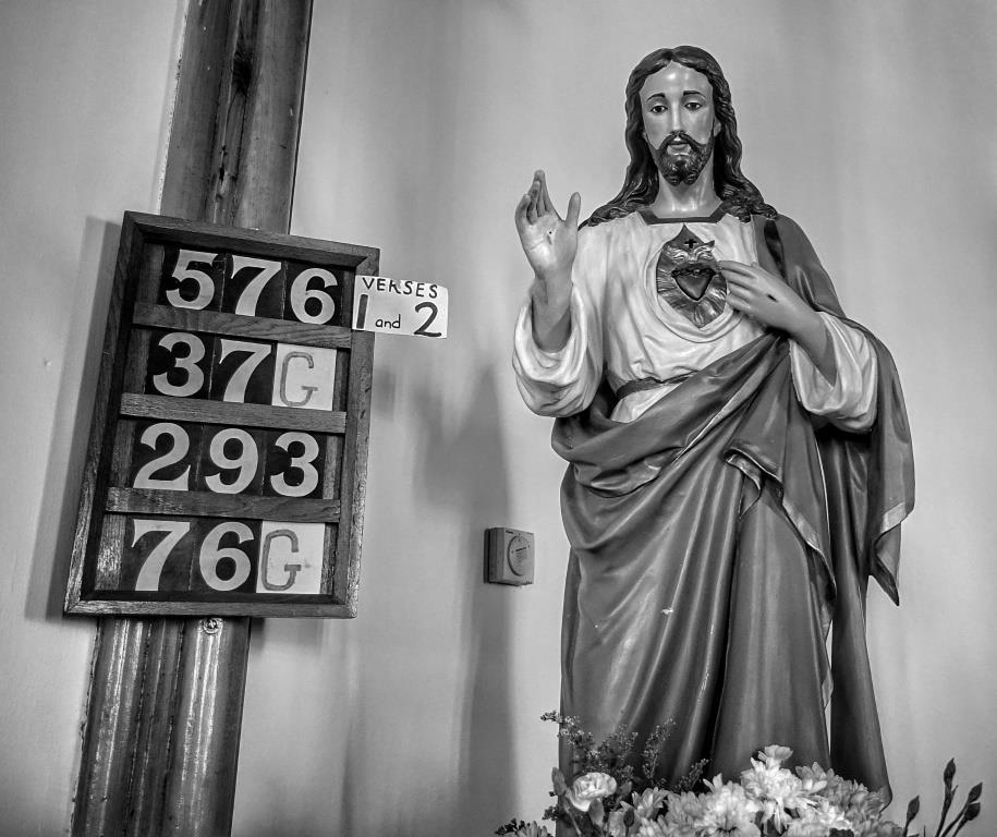 15. St Michael, Eriskay