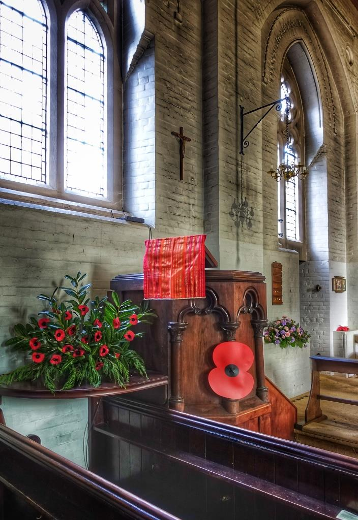 18. Thorpe St Andrew Parish Church