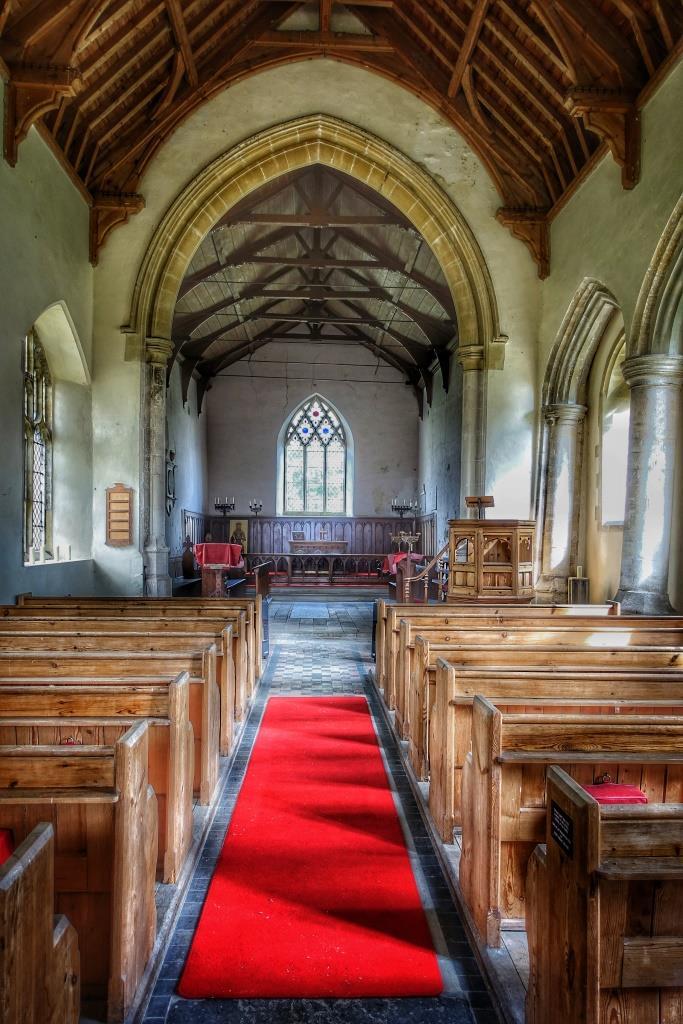 4. All Saints, Great Fransham
