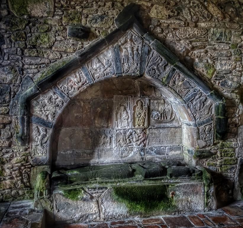 12. Tomb of Alexander MacLeod