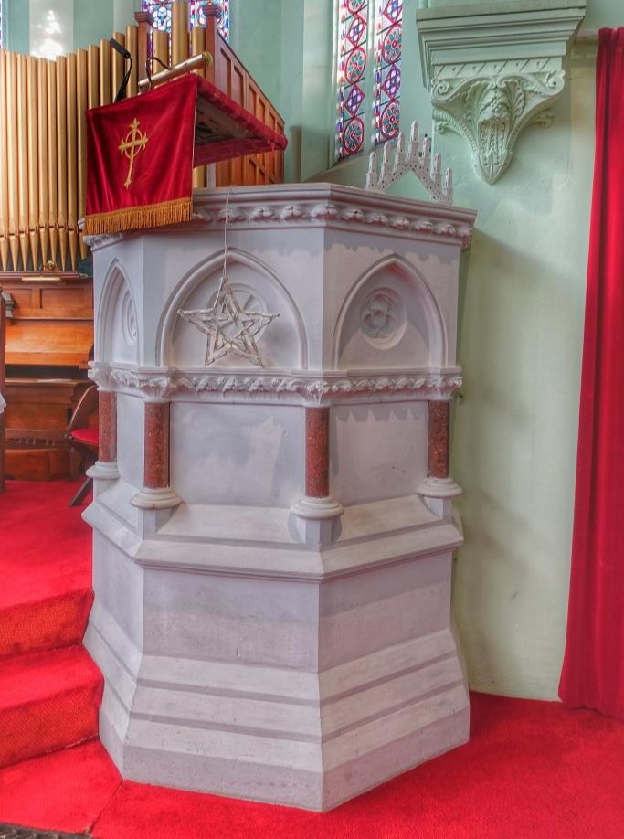 18. Cowper Memorial Church, Dereham