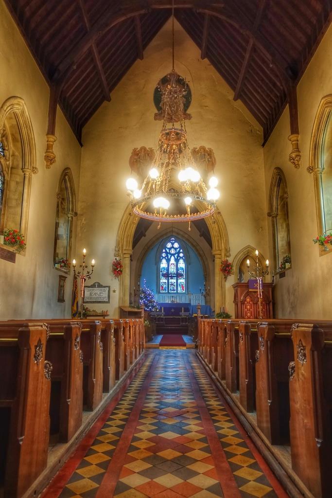12. St Andrew, Framingham Pigot