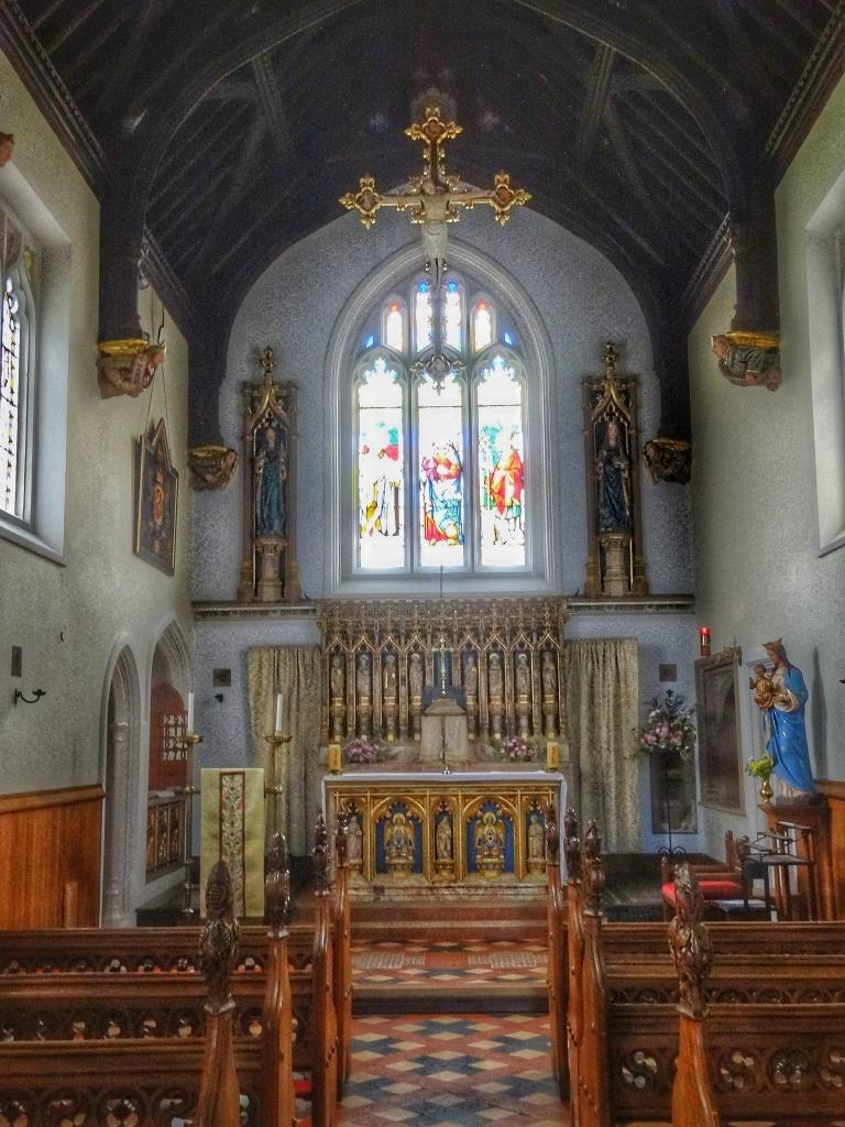 17. The Chancel