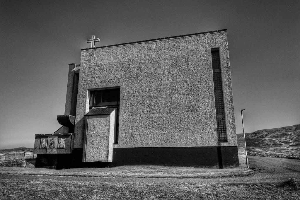 1. Our Lady of Sorrows, South Uist