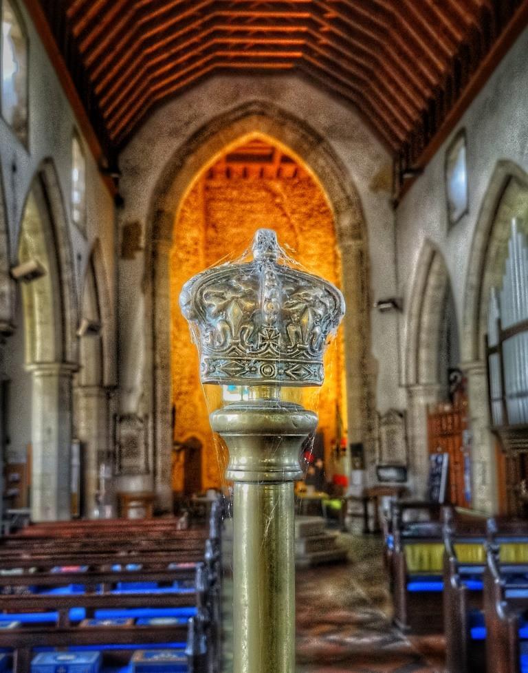 8.  St Mary, Stalham
