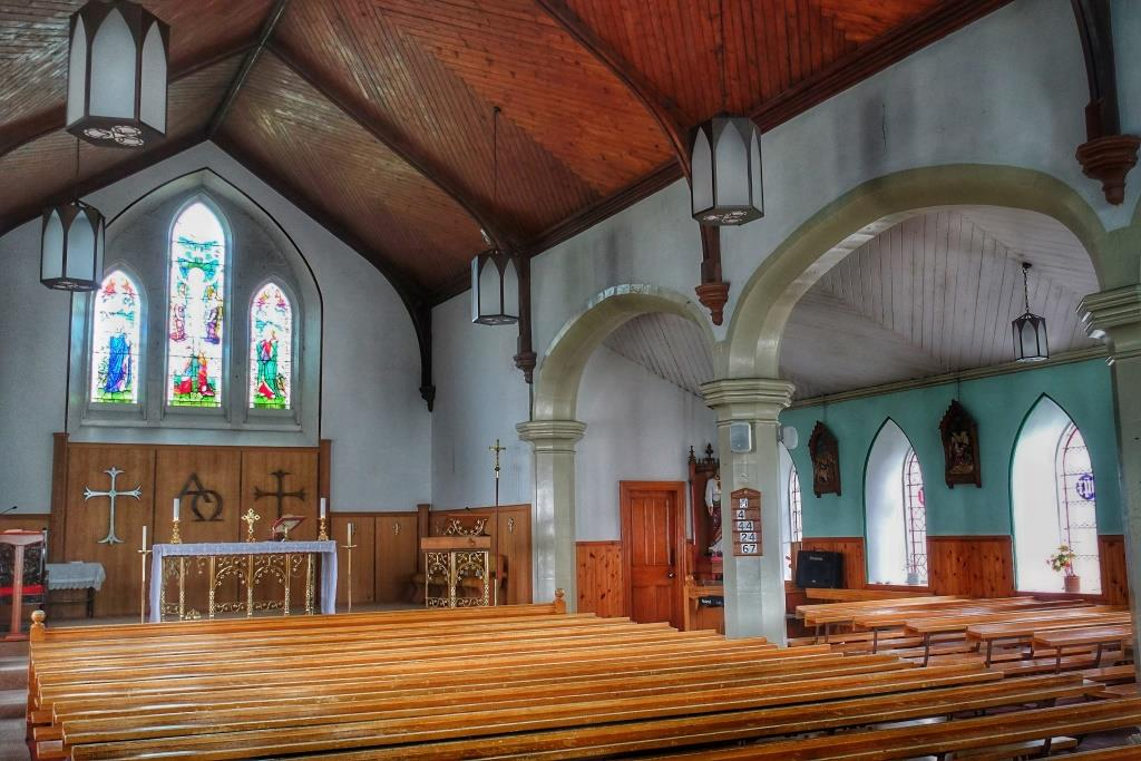 18. Our Lady, Castlebay